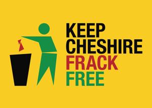 cheshire frack free