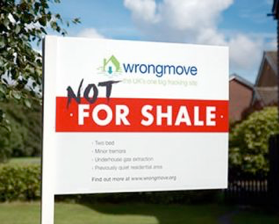 not for shale